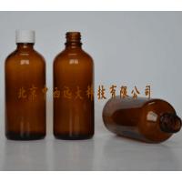 中西(CJ促销)棕色试剂小口瓶 型号XU91-100ML 库号22845
