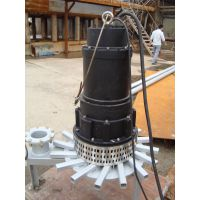 QXB22KW潜水离心曝气机。大功率潜水曝气机、造纸厂用曝气机