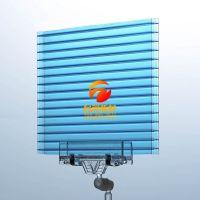 苏州阳光板车棚雨棚厂家直销