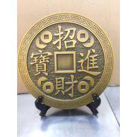 铝板浮雕摆件 古铜色铝制品摆件(欧百得) 铝屏风隔断厂家