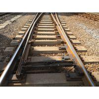 混凝土枕50Kg/m钢轨6号高锰钢辙叉单开道岔