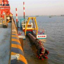绞吸船有几种型号 挖泥船配置报价