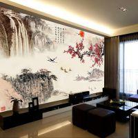 深圳恒诚伟业源厂直供竹木纤维板集成墙板瓷砖玻璃背景墙彩绘机