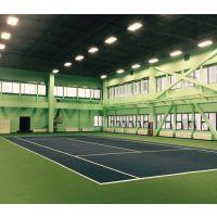 网球场灯光室外网球灯光布置方案网球场地专用防目眩不刺眼照明灯