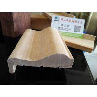 进口 天然木皮装饰线 天然红橡木皮装饰线 佛山斯柏林 厂家
