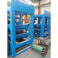 金驼3-15型自动液压震动垫块机 震动式液压水泥垫块机