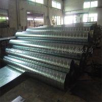 螺旋通风管,镀锌螺旋风管生产厂家-东莞宇晨机械