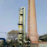 烟气除尘脱硫塔厂商 砖厂窑炉锅炉烟气处理设备