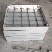 金聚进 热镀锌窨井盖 不锈钢底板铁板阴井盖 加筋隐形井盖 批发