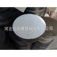 河北弘创 加工定做 橡胶减震块 圆柱形橡胶减震器 弹簧 品质保证