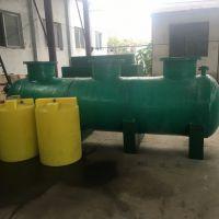 培训学校生活污水处理地埋式设备