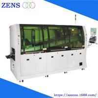 深圳厂家直销国产小型波峰焊 正思视觉ZS-350仪表式无铅波峰焊