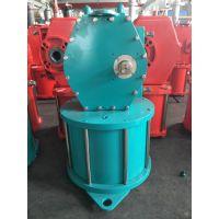 DRG01-D03-43 双作用拨叉气动执行器 大口径阀门气缸 大型气动执行器 大口径球阀气缸