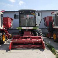 畜牧养殖业收获青储机 玉米秸秆青贮粉碎机 山东青储机价格