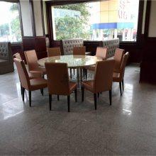 广州川菜馆软包椅子批发,人造石餐桌订做