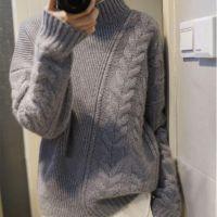 贵州安顺便宜服装女式毛衣清货低价清货韩版杂款毛衣女装上衣套头毛衣清