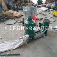 供应 实用型高梁脱皮碾米机 粮食脱壳机 谷子碾米机 振德