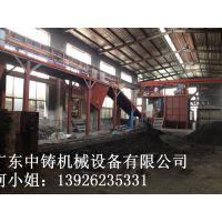 长沙广东中铸造型机生产线,厂家直销广东中铸机械]不二之选