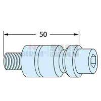 A-ONE拉钉组合 CNC数控加工配件连接配件拉钉夹具卡盘套组