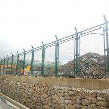 江门低碳钢丝护栏款式 阳江养殖场护栏网 镀锌勾花网价格