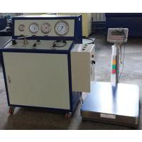 七氟丙烷充装灌装机/药剂置换设备