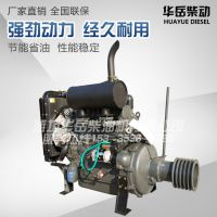 潍柴ZH4100P水泥罐车发动机 2000转55马力打灰机4100发动机总成