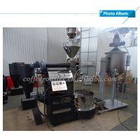 商用咖啡豆烘焙设备 咖啡豆烘焙机12KG 南阳东亿 20年专注为您