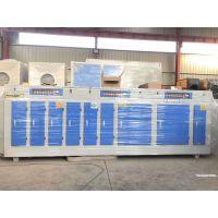 等离子废气净化器环保设备安装有助于空气净化提升