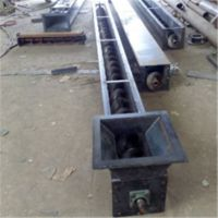 螺旋输送机选型手册厂家直销 自动化螺旋输送机
