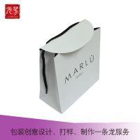 手挽袋印刷 纸袋印刷 礼品袋印刷 纸类白卡包装袋供应