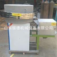 振德直销 面粉加工电动石磨机 五谷杂粮石磨机 电动面粉机