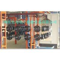 钢圈喷涂设备生产线bh-768潍坊北海电子涂装