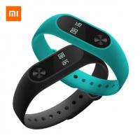 小米手环2智能蓝牙男女款运动计步器心率睡眠监测学生手表包邮