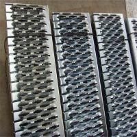 鑫亨专业生产鳄鱼嘴防滑板10年 材质 镀锌板 不锈钢板