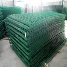 高速公路护栏网厂家 足球护栏网 钢丝网围栏的价格