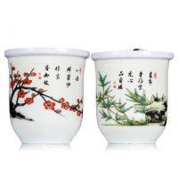 陶瓷口杯厂家直销批发定制价格