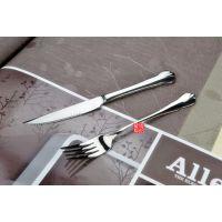 不锈钢Berndorf西餐刀叉勺4件套餐 白菜价