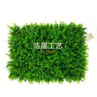 有什么款式的仿真草皮打底好看?人造尤加利植物墙打底背景墙室内外婚庆装饰塑料人工地毯草皮