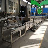 鱼豆腐生产线 水晶包蒸线 鱼糕设备大型鱼豆腐蒸线设备