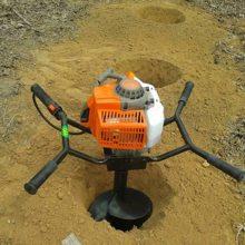 电线杆挖坑机 小型打孔机 圣鲁牌