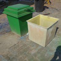 小区物业120升地埋式垃圾收集箱
