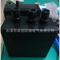 FJX-S-20/24防水防尘防腐接线箱,内装20A端子24节