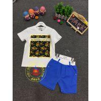 【时尚世家】品牌童装 夏装时尚个性裤子 一线品牌 折扣尾货批发