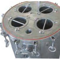供应三一科技50T/H液体袋式过滤器