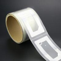 射频标签干Inlay定制/湿Inlay ,圆形rfid标签贴纸,高频 / rfid高频inlay