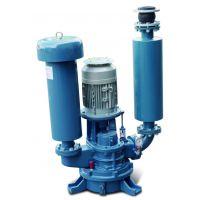 直立式废水处理养殖增氧曝气三叶进口罗茨鼓风机