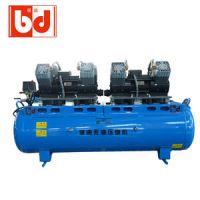 移动式无油空气压缩机 厂房气动工具配套无油空压机 彼迪直供