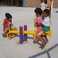 惠州户外健身器材安装 幼儿园游乐设施定做 柏克体育产地货源