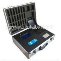 中西dyp 全中文水质速测箱/水质快速测试箱/ 型号:SH50-SC-1Y 库号:M19651