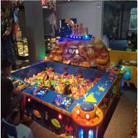 江苏昆山很多鱼游乐设备供应英伦版遥控趣味挖掘机儿童游乐设备价格优惠厂家直销